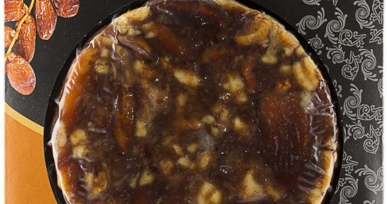 Pasteurized Date And Walnuts Cake