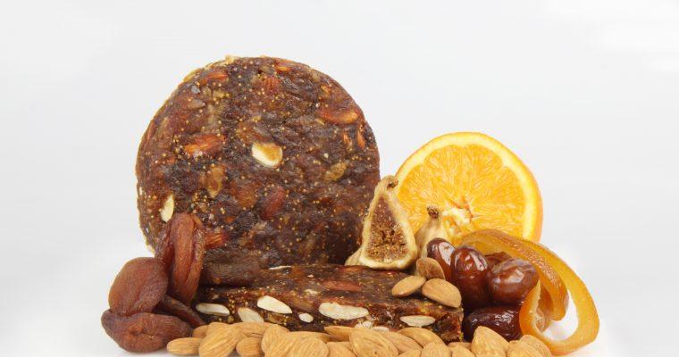 Orange And Almonds Cake